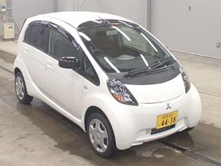 MITSUBISHI I-MIEV M  с аукциона в Японии