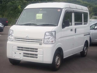 MITSUBISHI MINICAB G van с аукциона в Японии