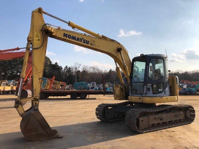 Buy used KOMATSU OTHER at Japanese auctions
