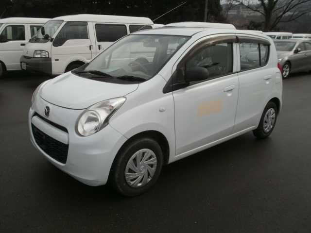 Buy used MAZDA CAROL ECO at Japanese auctions