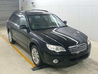 SUBARU OUTBACK 2.5I-L STYLE 4WD  с аукциона в Японии