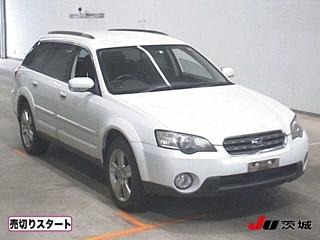 SUBARU OUTBACK 2.5i 4WD  с аукциона в Японии