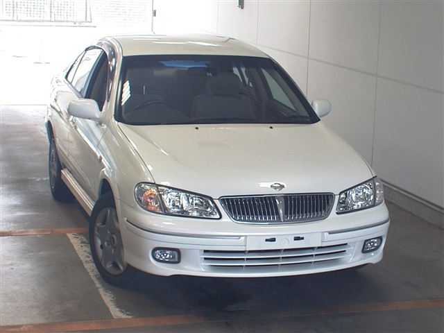 Buy used NISSAN BLUEBIRD SYLPHY at Japanese auctions