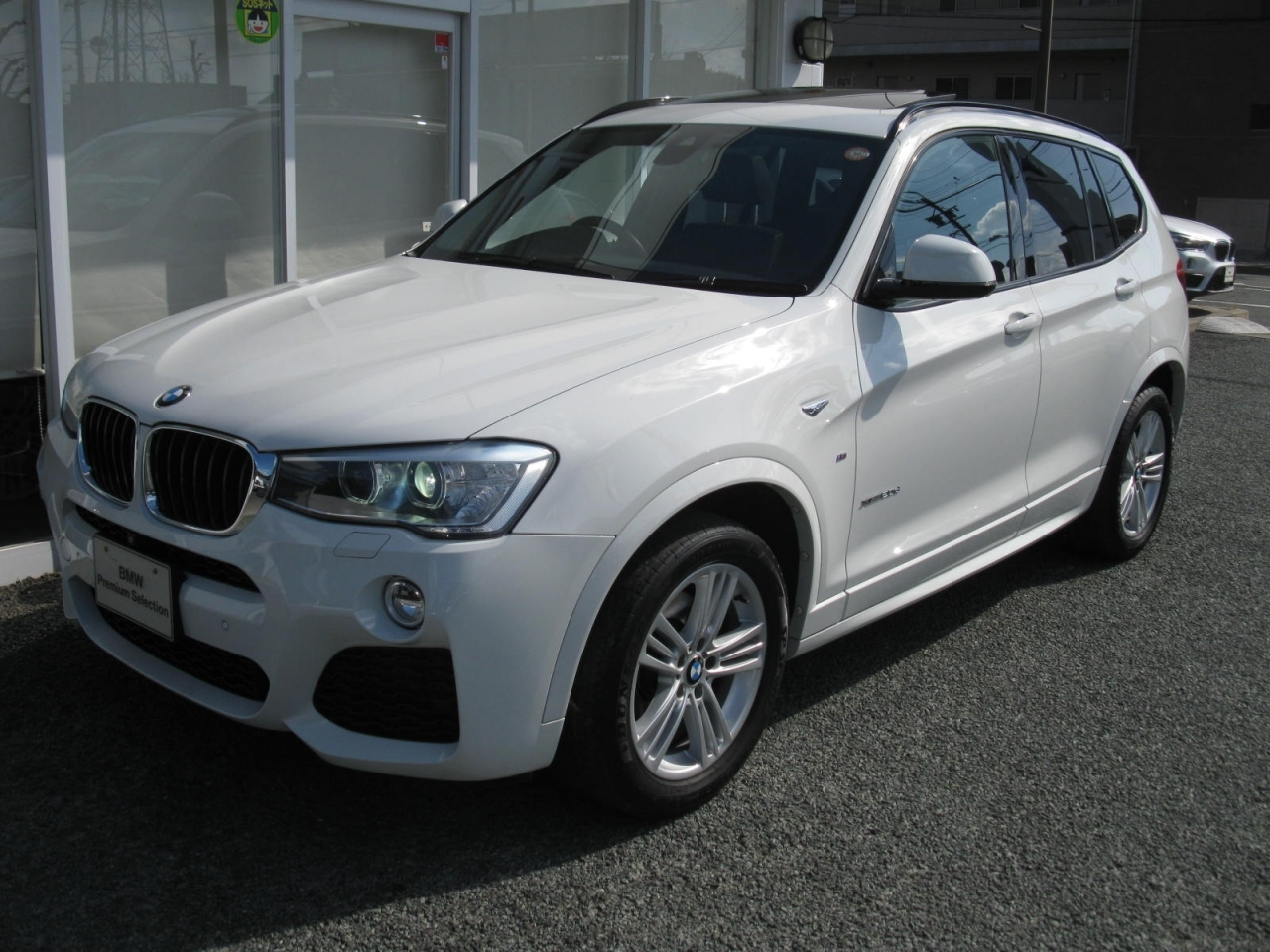 Buy used BMW X3 at Japanese auctions