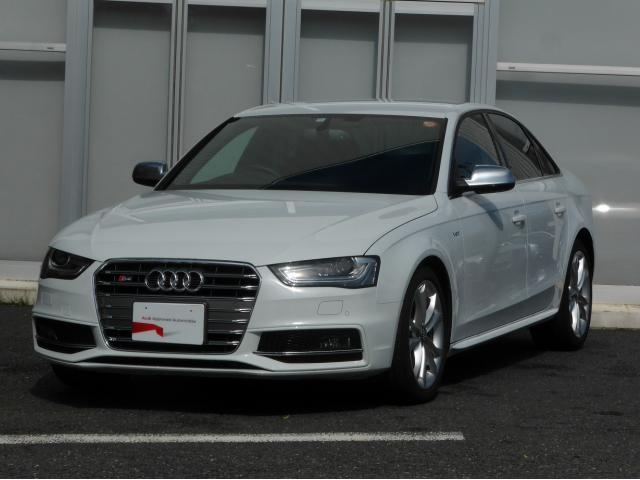 Buy used AUDI S4 at Japanese auctions