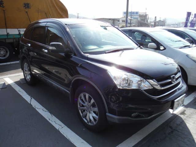 Buy used HONDA CR-V at Japanese auctions