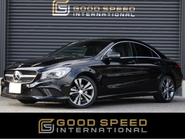 Buy used MERCEDES BENZ CLA at Japanese auctions