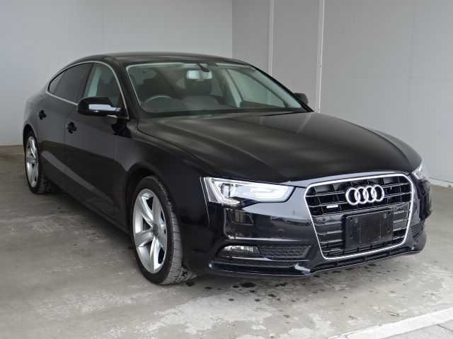Buy used AUDI A5 SPORTBACK at Japanese auctions