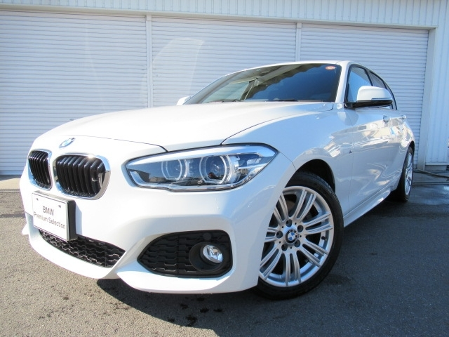 Buy used BMW 1 SERIES at Japanese auctions