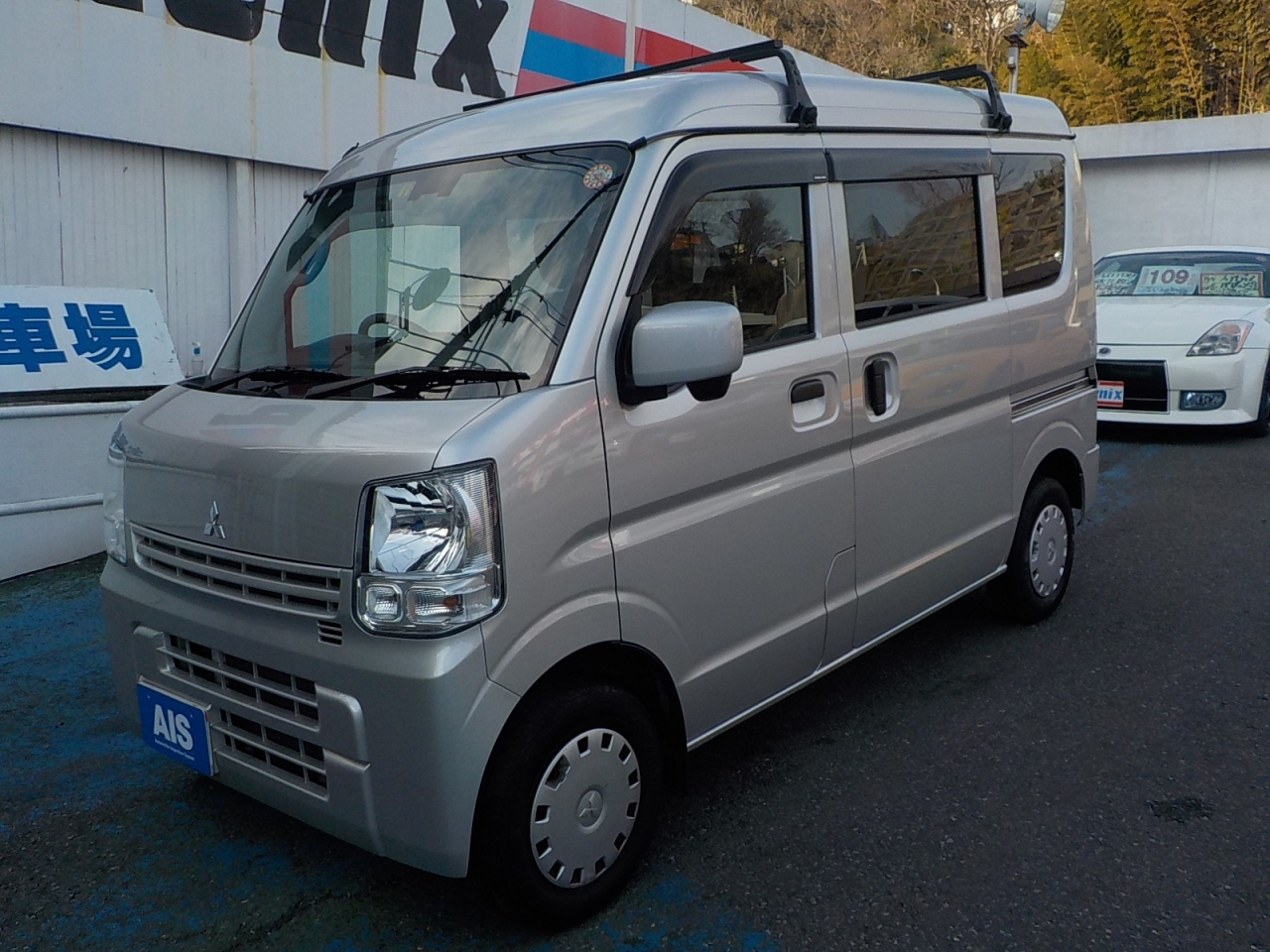 Buy used MITSUBISHI MINICAB at Japanese auctions