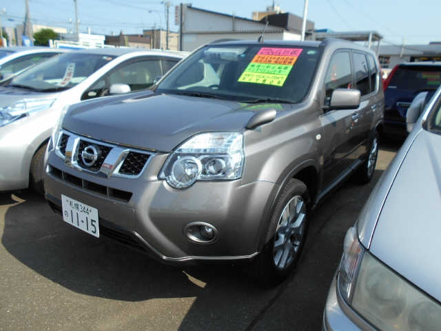 Buy used NISSAN X-TRAIL at Japanese auctions