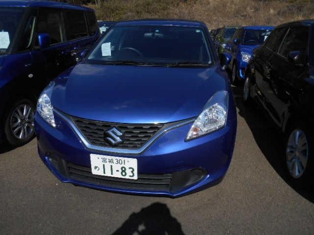 Buy used SUZUKI BALENO at Japanese auctions