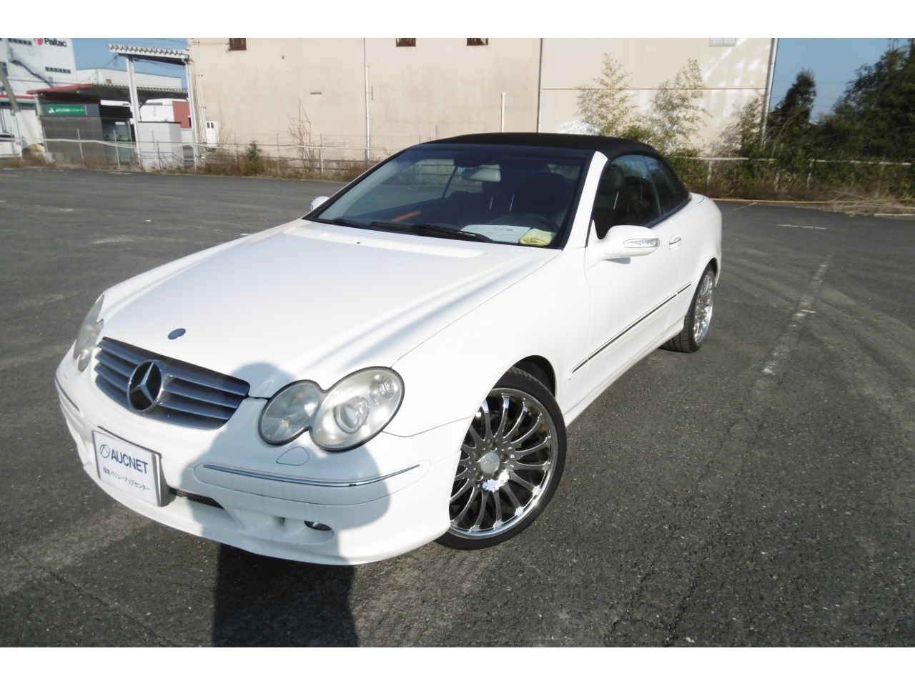 Buy used MERCEDES BENZ CLK at Japanese auctions