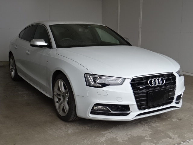 Buy used Audi at Japanese auctions