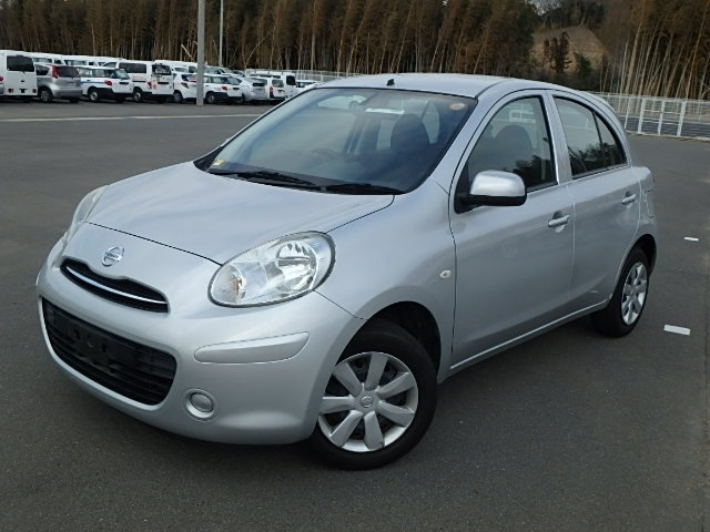Buy used NISSAN MARCH at Japanese auctions