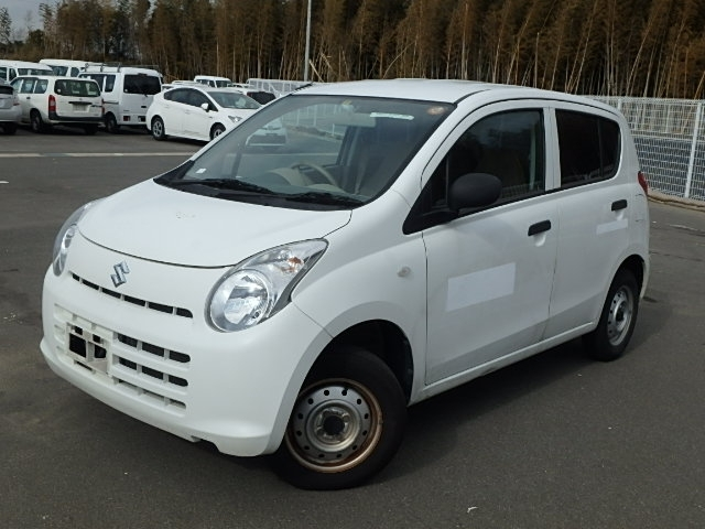Buy used SUZUKI ALTO at Japanese auctions