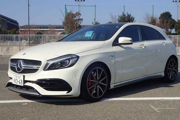 Buy used MERCEDES BENZ A CLASS at Japanese auctions