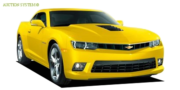 CHEVROLET CAMARO SS RS